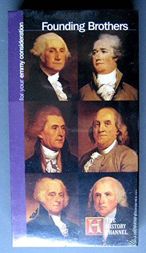 9780767046145: Founding Brothers [VHS]