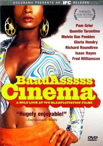 9780767049634: Baadasssss Cinema - A Bold Look at 70's Blaxploitation Films