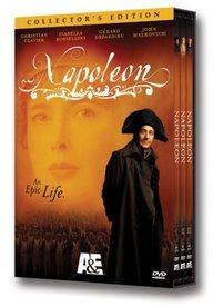 9780767055451: Napoleon (TV Miniseries) (3-Disc Collector's Edition)