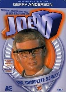 9780767056137: Joe 90 - The Complete Series