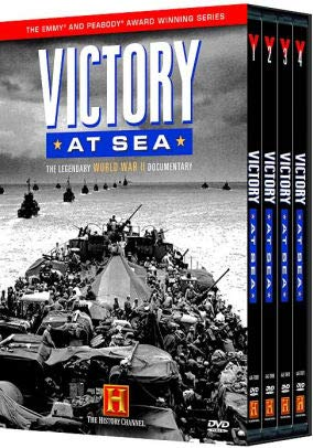 9780767057066: Victory at Sea - The Legendary World War II Documentary (History Channel)