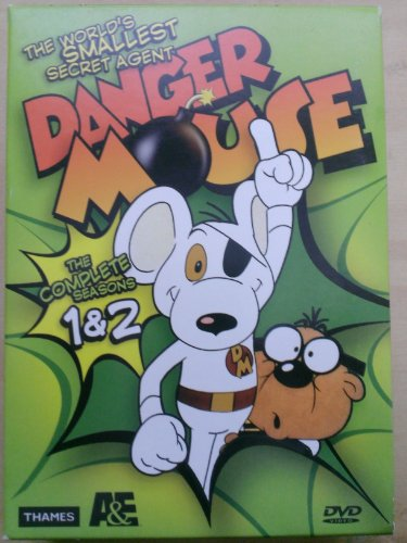 Danger Mouse: The Complete Seasons 1 & 2