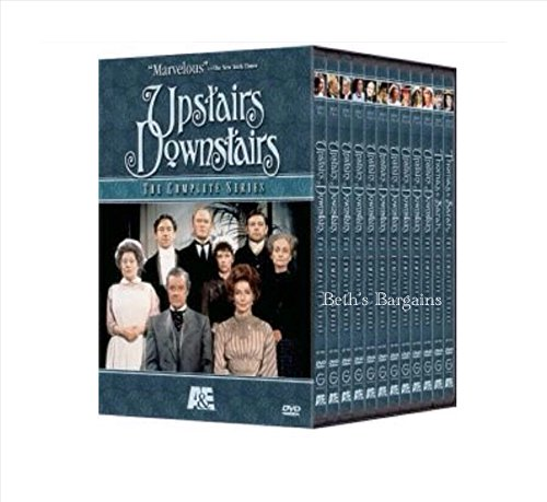 9780767087377: Upstairs, Downstairs - Collector's Edition Megaset (The Complete Series plus Thomas and Sarah)