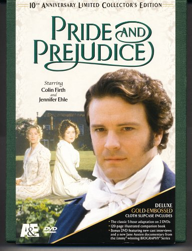 Pride and Prejudice / 10th Anniversary Limited Collector's Edition / Dvds with ...