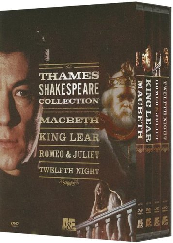 9780767090308: The Thames Shakespeare Collection