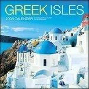 9780767144346: Greek Isles 2008 Calendar (Multilingual Edition)