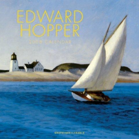 9780767144513: Edward Hopper 2008 Calendar