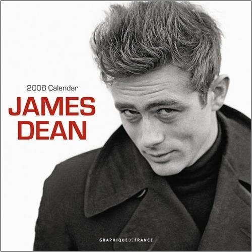 9780767144582: James Dean 2008 Calendar (Multilingual Edition)