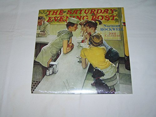 9780767146913: Saturday Evening Post: Norman Rockwell 2008 Calendar