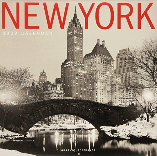 9780767149952: New York 2009 Calendar