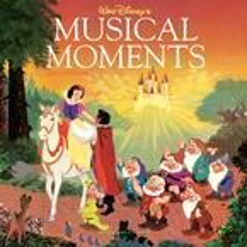 Walt Disney's Musical Moments 2009 Calendar