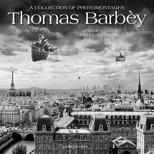 9780767164085: 2011 Thomas Barbey calendar