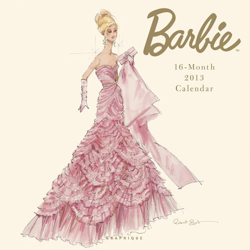9780767191128: Barbie 2013 Wall Calendar