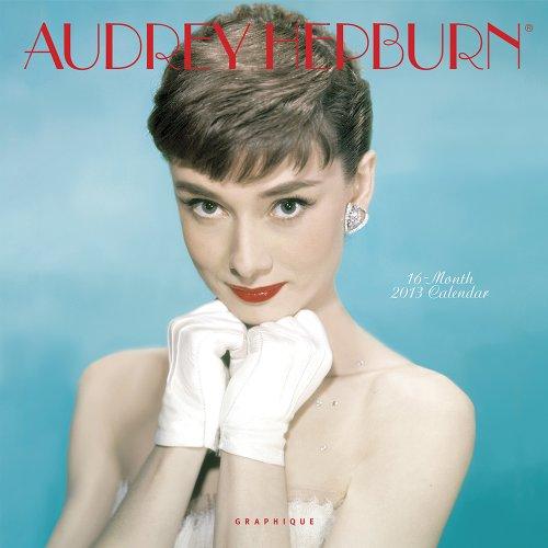 9780767191357: Audrey Hepburn 16-Month Calendar