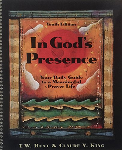 9780767300018: In God's Presence: Your Daily Guide to a Meaningful Prayer Life (youth edition)