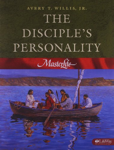 9780767325806: The Disciple's Personality (Masterlife 2)