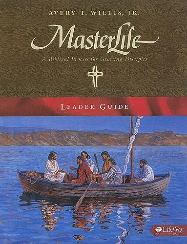 9780767325837: MasterLife - Leader Guide