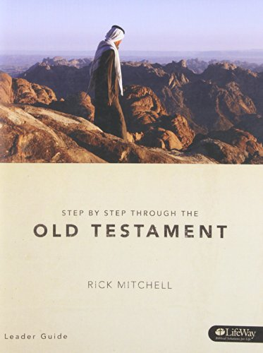 9780767326209: Step by Step Through the Old Testament (Leader Guide)