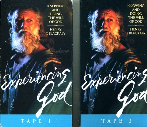 Experiencing God - VHS Cassettes (Video): Henry T. Blackaby