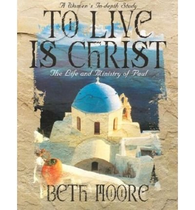 9780767329958: To Live is Christ Audio Tapes