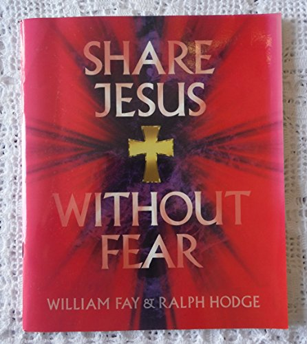 9780767330596: Share Jesus without Fear: Workbook