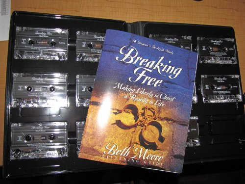 Breaking Free Audios: Beth Moore