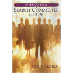 9780767391276: Pastor & staff search committee guide