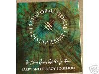 Transformational Discipleship : Your Church Helping People: Barry Sneed