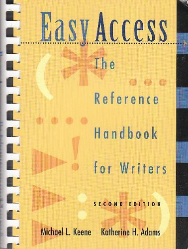 9780767404976: Easy Access: The Reference Handbook for Writers
