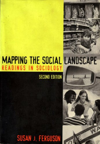 9780767406161: Mapping the Social Landscape: Readings in Sociology