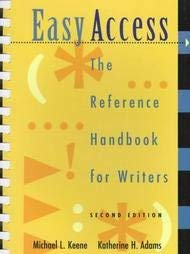 9780767406567: Easy Access: The Reference Handbook for Writers