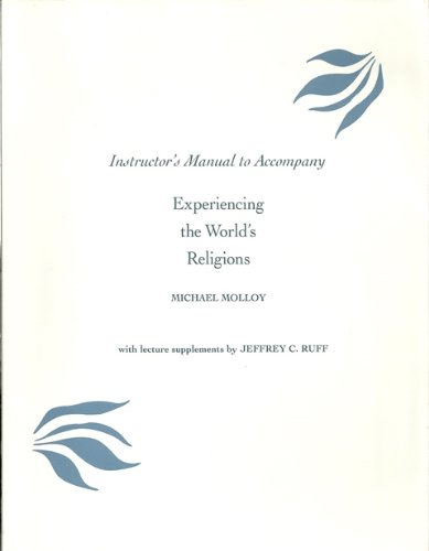 9780767406925: Experiencing the Worlds Religions