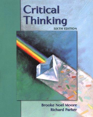 9780767410670: Critical Thinking