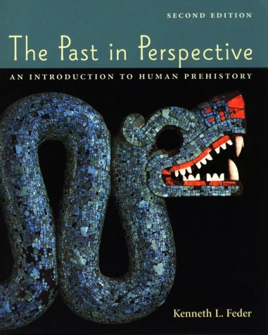 9780767411929: The Past in Perspective: An Introduction to Human Prehistory
