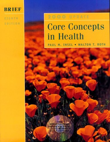 9780767415170: Core Concepts in Health: 2000 Update : Brief Edition