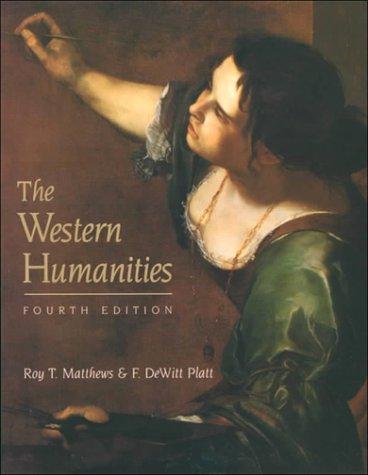 9780767415927: Western Humanities