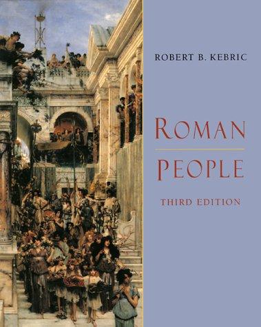 9780767417075: Roman People