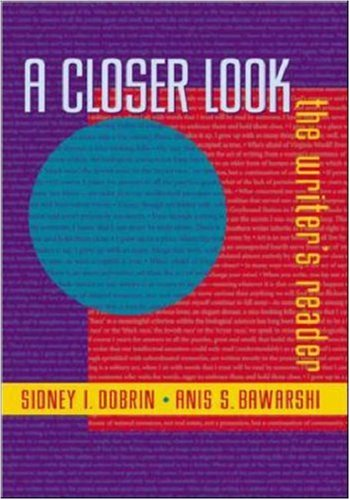 9780767417433: A Closer Look: The Writer's Reader