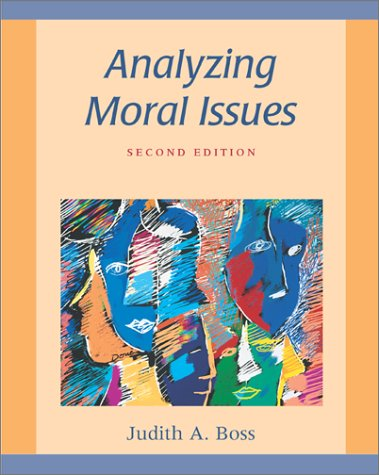 9780767420228: Analyzing Moral Issues