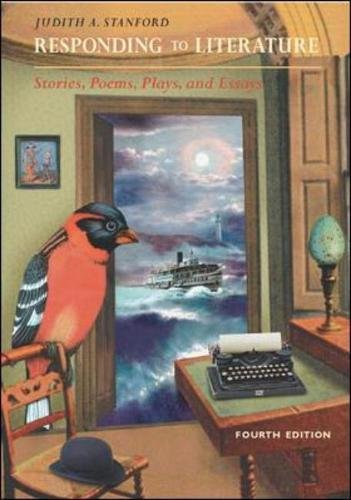 9780767422789: Responding to Literature: Stories, Poems, Plays, and Essays