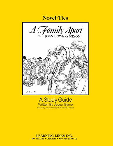 9780767501637: Family Apart: Novel-Ties Study Guide