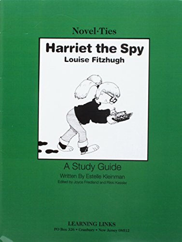 9780767503037: Harriet the Spy: Novel-Ties Study Guides