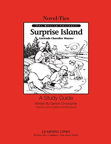 9780767503167: Surprise Island (Boxcar Children #2): Novel-Ties Study Guide