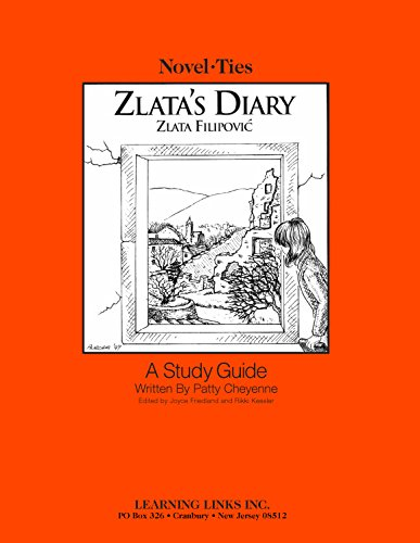 Zlata's Diary: Novel-Ties Study Guide (076750321X) by Zlata Filipovic