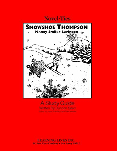 9780767505833: Snowshoe Thompson (Novel-Ties)