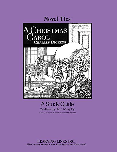 9780767506373: Christmas Carol: Novel-Ties Study Guide