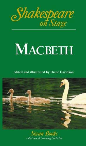 Macbeth : Shakespeare on Stage [Mass Market: William Shakespeare (Author),