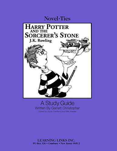 9780767508780: Harry Potter and the Sorcerer's Stone: Novel-Ties Study Guide