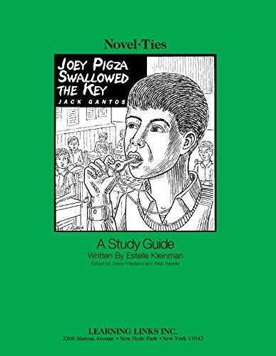 9780767509794: Joey Pigza Swallowed the Key: Novel-Ties Study Guide