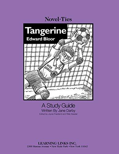9780767510370: Tangerine: Novel-Ties Study Guide